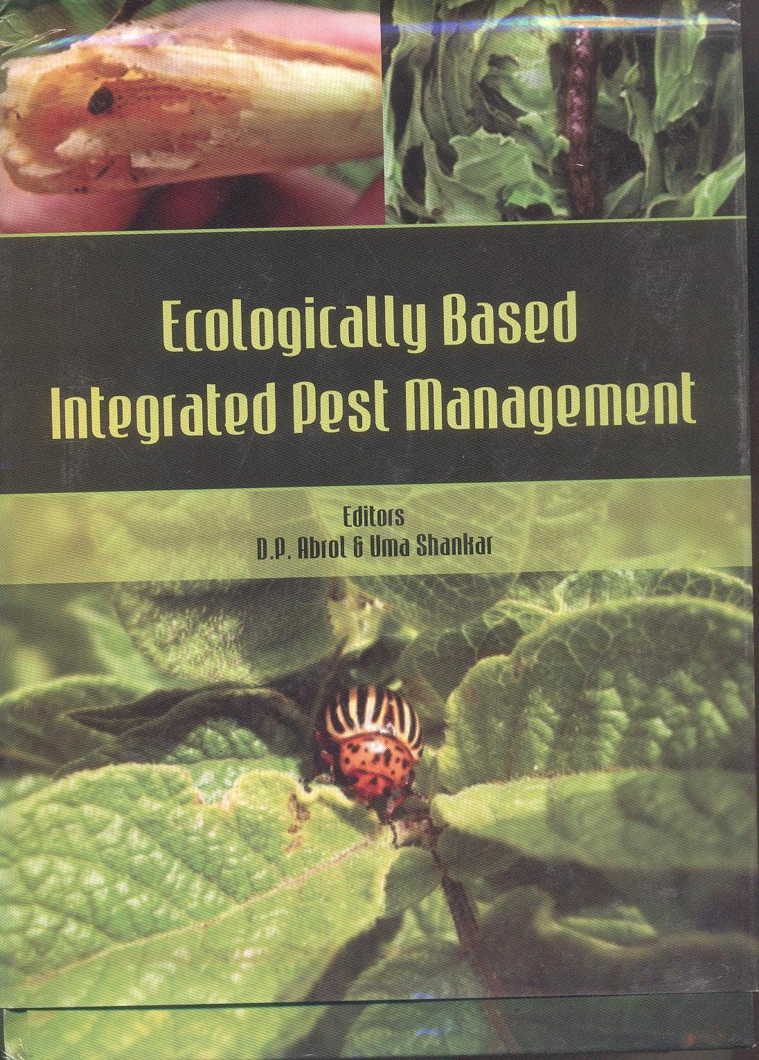 Cover of Ecological based integrated pest management (Part 2)